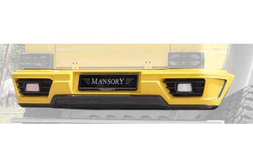 Mansory Pas tylny Gronos G 6x6 W463