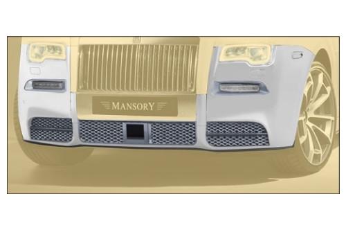 Mansory Przedni zderzak Ghost II