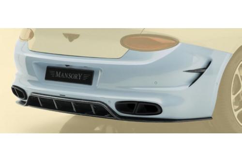 Mansory Tylny zderzak Continental GT, GTC 2018
