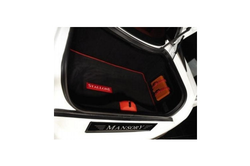 Mansory Wykładzina bagażnika 599