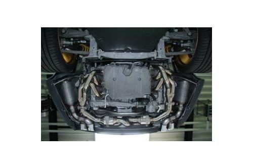 Mansory Sportowy wydech 911 997 Carrera