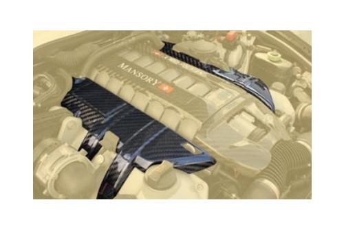 Mansory Boczne pokrywy silnika Panamera