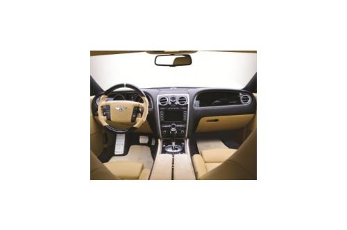 Mansory Pakiet wnętrza Carbon Continental GT, GTC