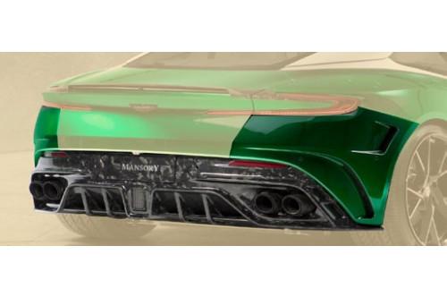 Mansory Tylny zderzak DB11