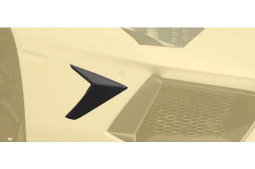 Mansory Przednie splittery Aventador