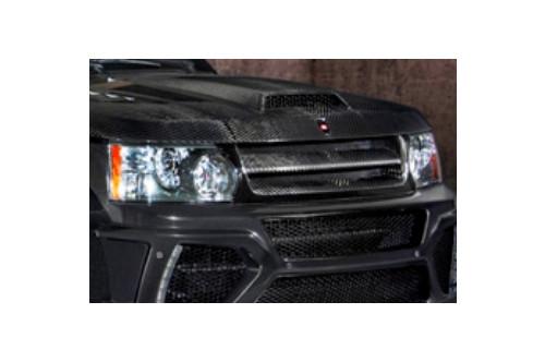 Mansory Grill Range Rover Sport 2009