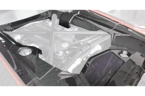 Mansory Osłony silnika Aventador