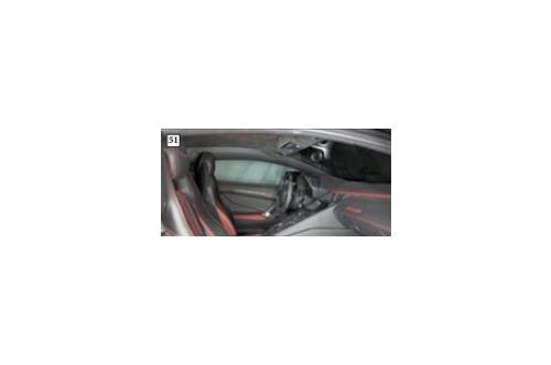 Mansory Skórzane wnętrze Aventador