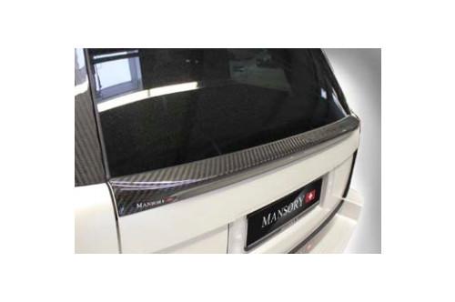Mansory Tylny spoiler Range Rover 2009