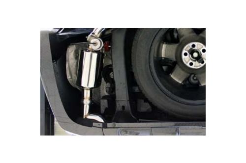 Mansory Sportowy tłumik tylny Range Rover 2009