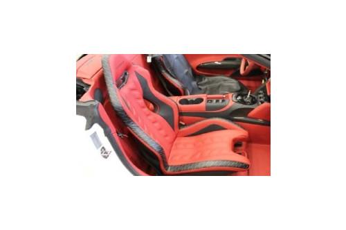 Mansory Sportowe fotele R8