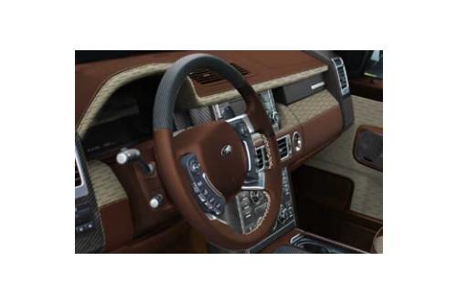 Mansory Sportowa kierownica Range Rover 2009