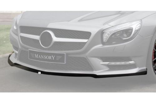 Mansory Przedni spoiler SL R231