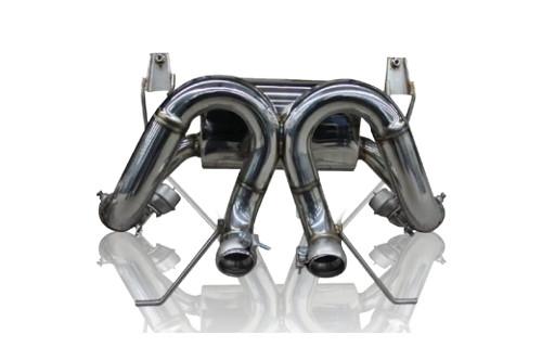 Mansory Sportowy układ wydechowy Aventador