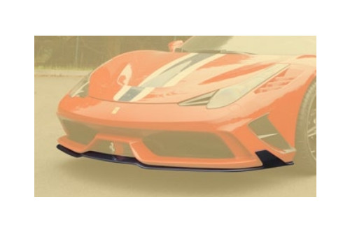 Mansory Przedni spoiler 458 Speciale