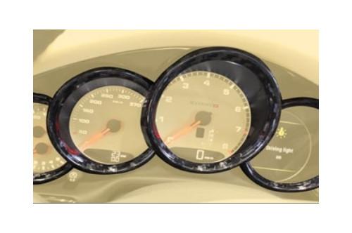 Mansory Obudowa zegarów Cayenne 958 2015