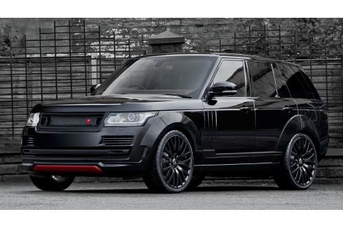 Kahn Pakiet modyfikacji RS600 - Range Rover 2013
