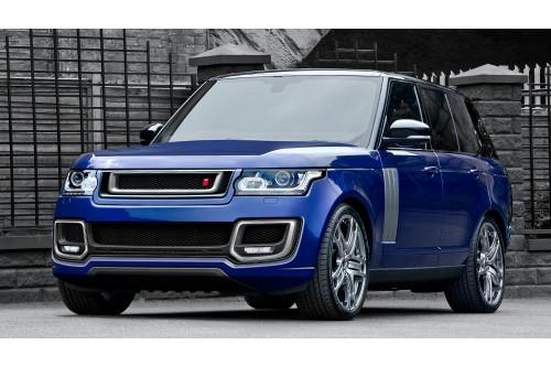 Kahn Pakiet modyfikacji 600-LE - Range Rover 2013