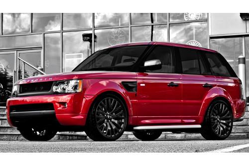 Kahn Pakiet modyfikacji SIGNATURE WIDE ARCH - Range Rover Sport 2009