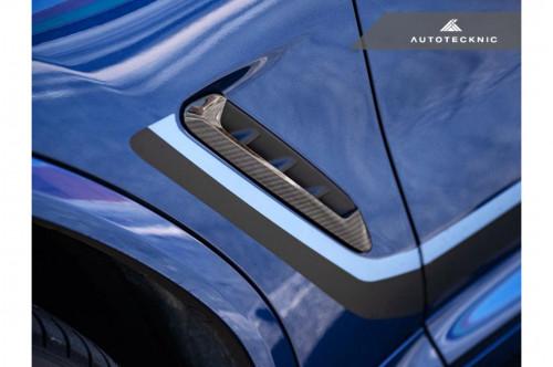 AutoTecknic Wloty powietrza w nadkolach X3 G01