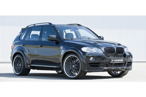 Hamann Pakiet Flash EVO - BMW X5 E70