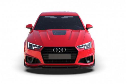 Boca Design Przedni spoiler RS4 B9