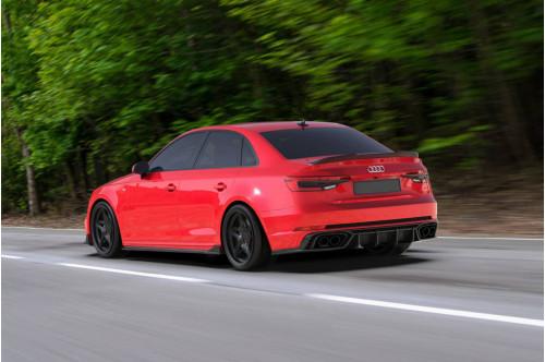 Boca Design Tylny spoiler RS4 B9