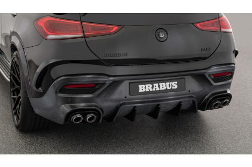 Brabus Dyfuzor GLE 63 AMG Coupe C167