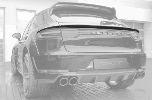 Topcar Tylny spoiler Macan 95B