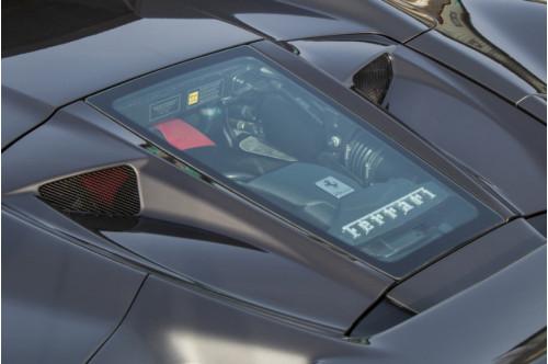 Capristo Pokrywa silnika F8 Spider
