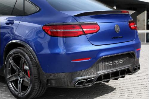 Topcar Tylne listwy GLC Coupe C253