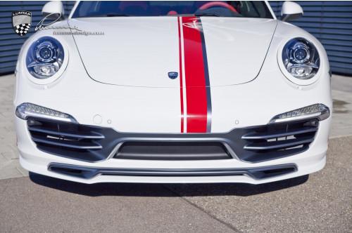 Lumma Design Przedni spoiler 911 991