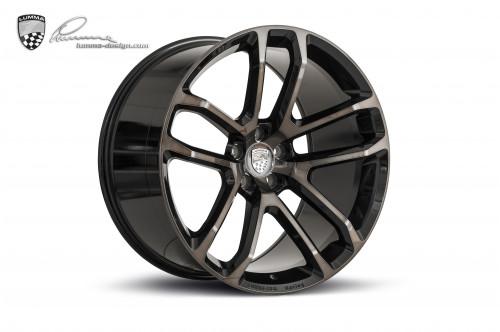 """Lumma Design Felgi CLR Racing 22"""" Cayenne 958"""
