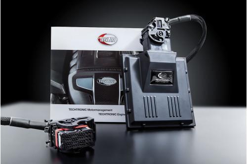 TechArt Pakiet mocy E1 Cayenne Hybrid 9YA