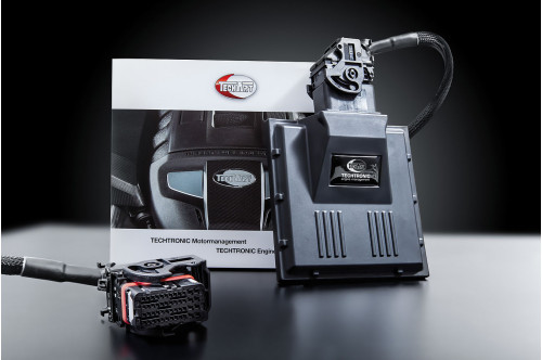 TechArt Pakiet mocy Macan Turbo