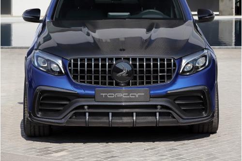 Topcar Maska GLC Coupe C253