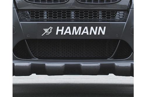 Hamann Przedni spojler X6 M E71
