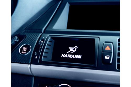 Hamann Wyświetlacz OLED X5 M E70