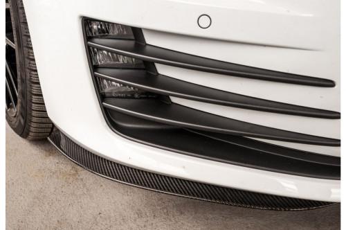 Boca Design Przednie splittery Golf VII GTI