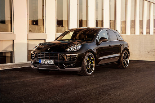 TechArt Przód Turbo Look Macan S / Diesel
