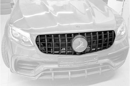Topcar Przedni grill GLC Coupe C253