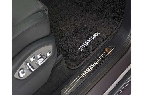 Hamann Podświetlane progi Cayenne 958