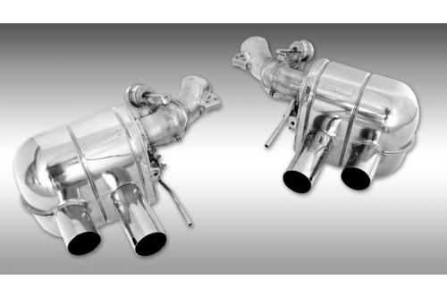 Novitec Sportowy układ wydechowy z klapami GTC4 Lusso