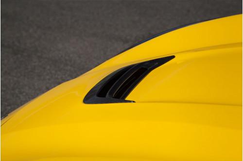 Novitec Wlot powietrza w masce F12 Berlinetta