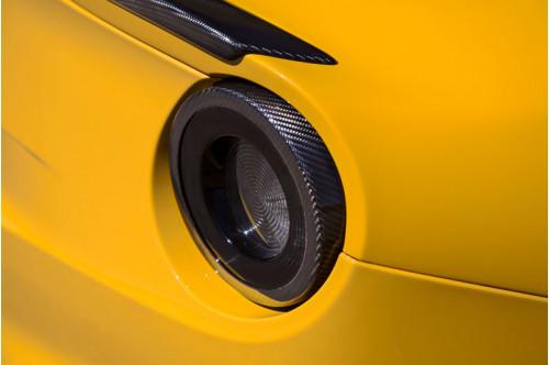 Novitec Nakładki na tylne światła F12 Berlinetta