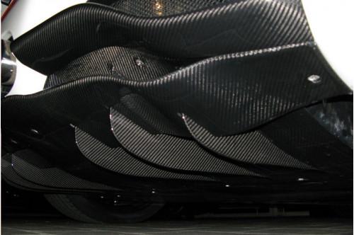 Novitec Dokładki dyfuzora 458 Italia i Spider