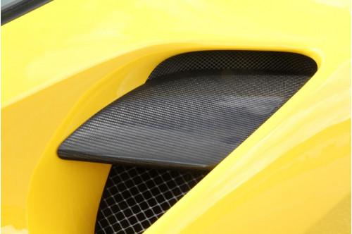 Novitec Wloty powietrza w tylnych nadkolach 488 GTB / Spider
