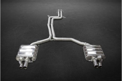 Capristo Sportowy układ wydechowy z klapami RS7