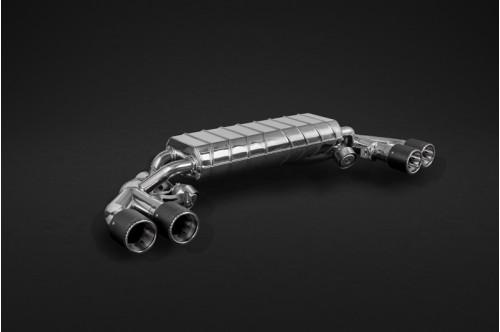 Capristo Sportowy układ wydechowy z klapami M5 F90