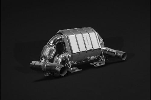 Capristo Sportowy układ wydechowy z klapami 430 Scuderia